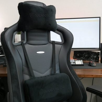 Noblechairs Epic, le test : le prix se justifie ? 2