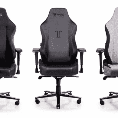 SecretLab Titan 2020 versions