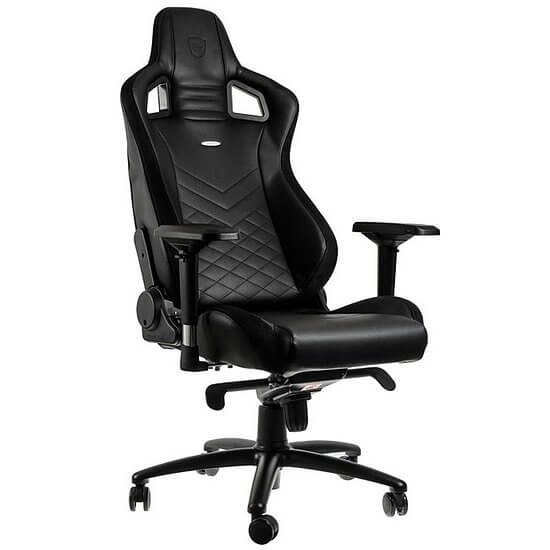 noblechairs epic chaise gamer noir