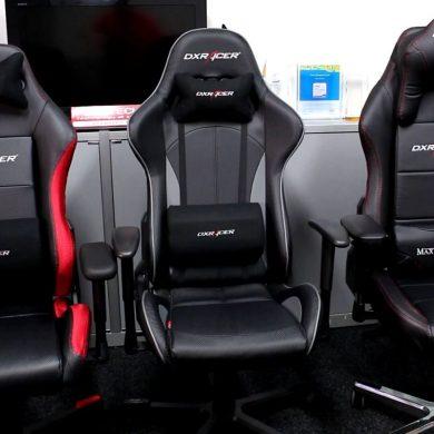 3 fauteuils gamer DX Racer King