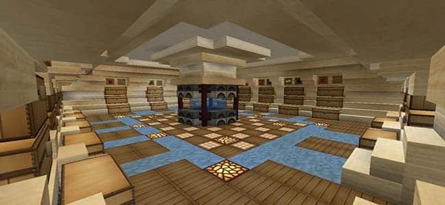 Conseils pour la conception d'une salle de stockage Minecraft 4