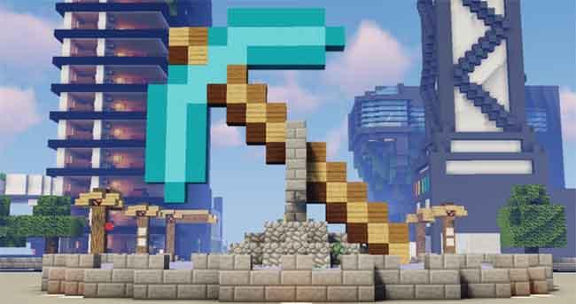 10 idées de statues Minecraft (avec photos) 7