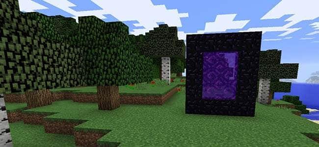 Conseils et astuces pour la conception du portail du Néant de Minecraft 9