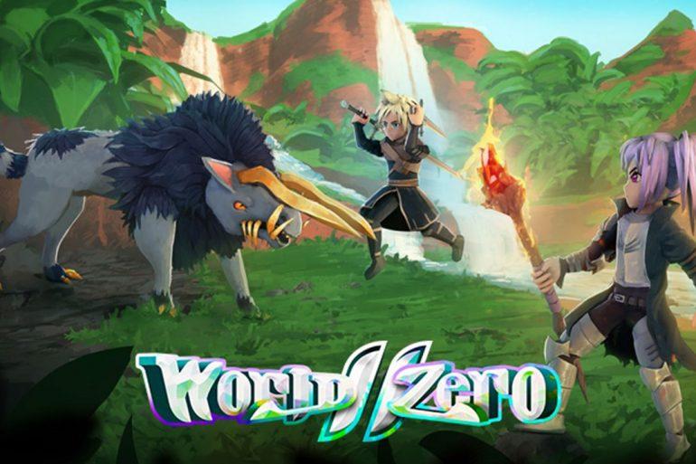 Codes de Roblox World Zero (juin 2021) 7