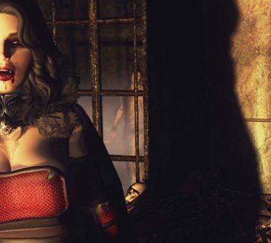 10 meilleurs mods vampires de Skyrim pour s'amuser à sucer du sang 9