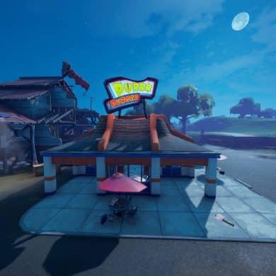 Emplacements de Durr Burger et de Durr Burger Food Truck dans Fortnite 9