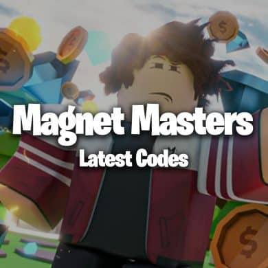 Codes Magnet Masters (septembre 2021) 5