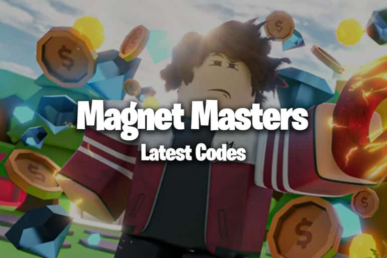 Codes Magnet Masters (septembre 2021) 1